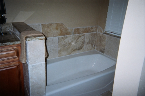 Larry's masterbath tub