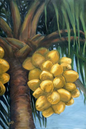 San Marco Palm by TARA O'Neill