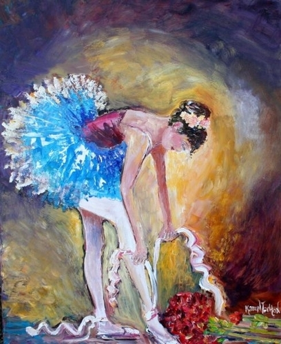 Luminescent Ballerina