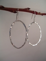 Ovalisque Sterling Silver earrings (thumbnail)