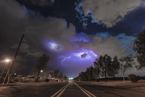 Insane Lightning