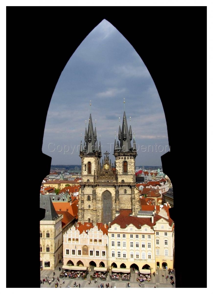 Color Photograph, Prague, Czech Republic (large view)