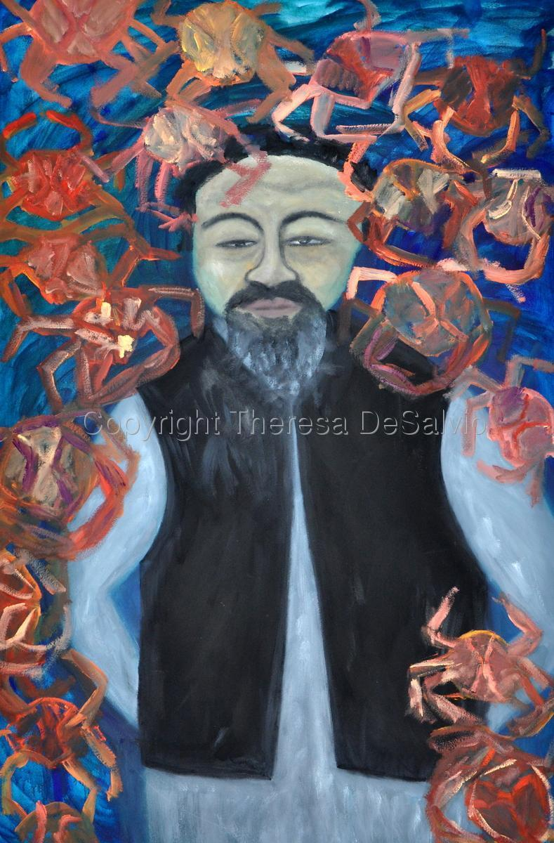 Ai Weiwei and the Feast of River Crabs (large view)