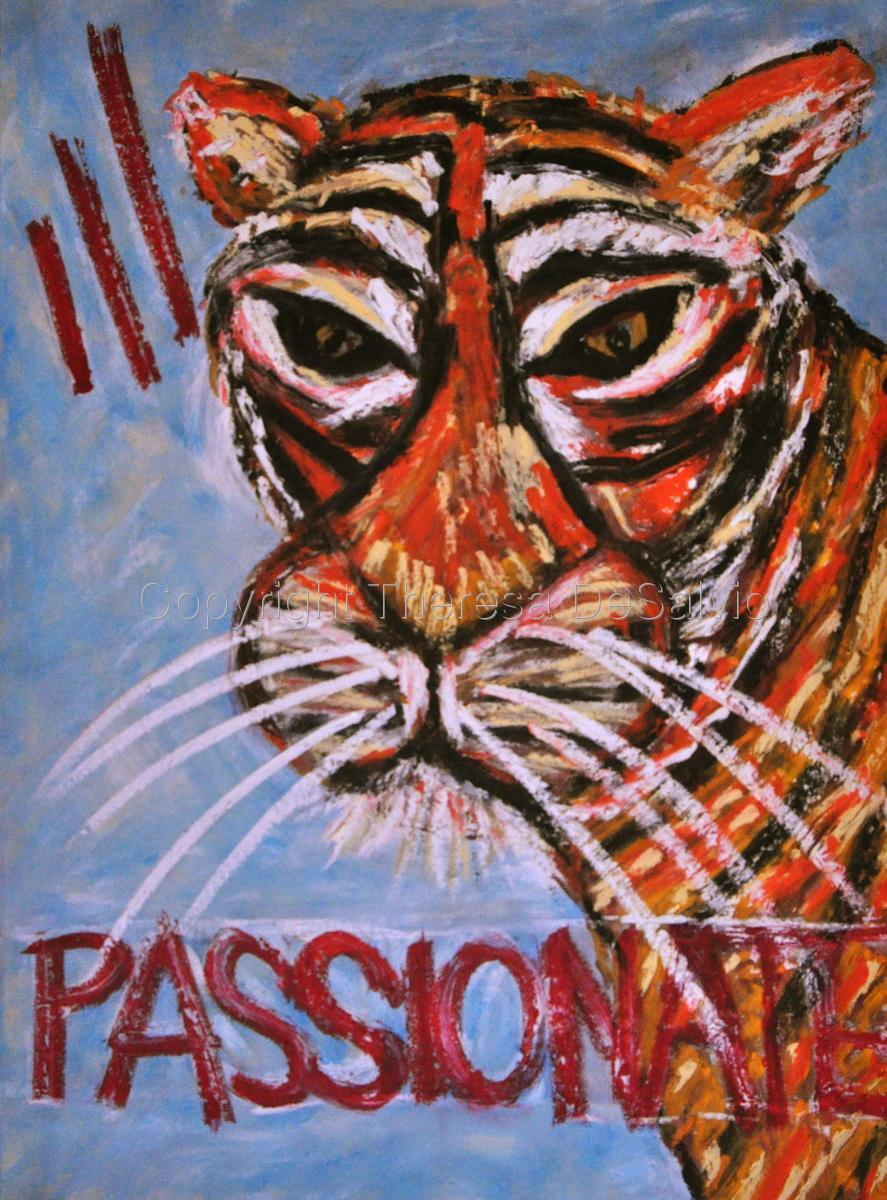 Tiger III - Passionate (large view)