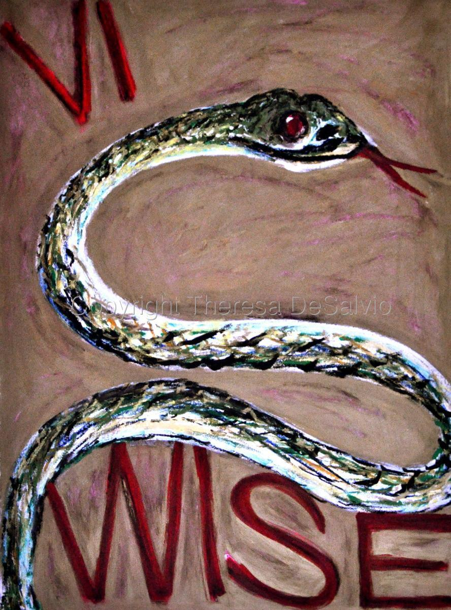 Snake VI - WIse (large view)