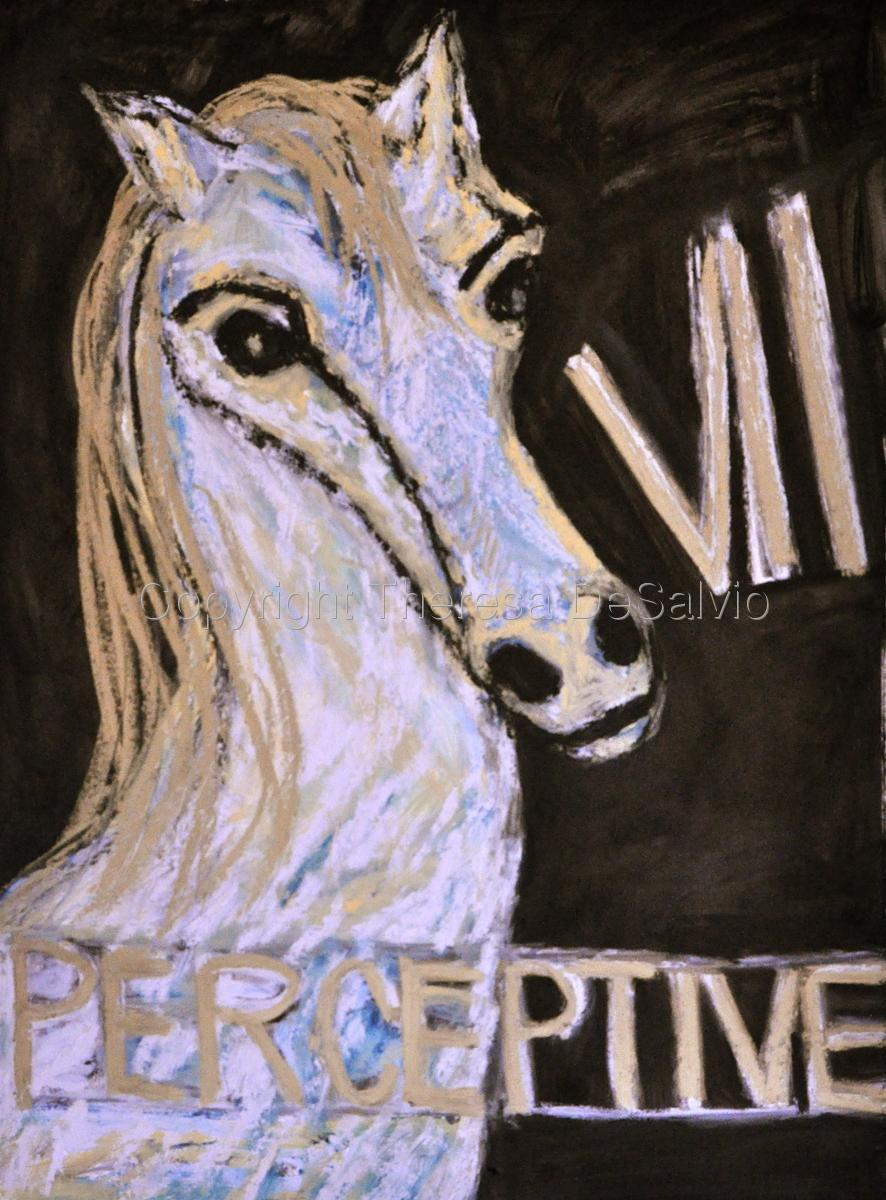 Horse VII - Perceptive (large view)