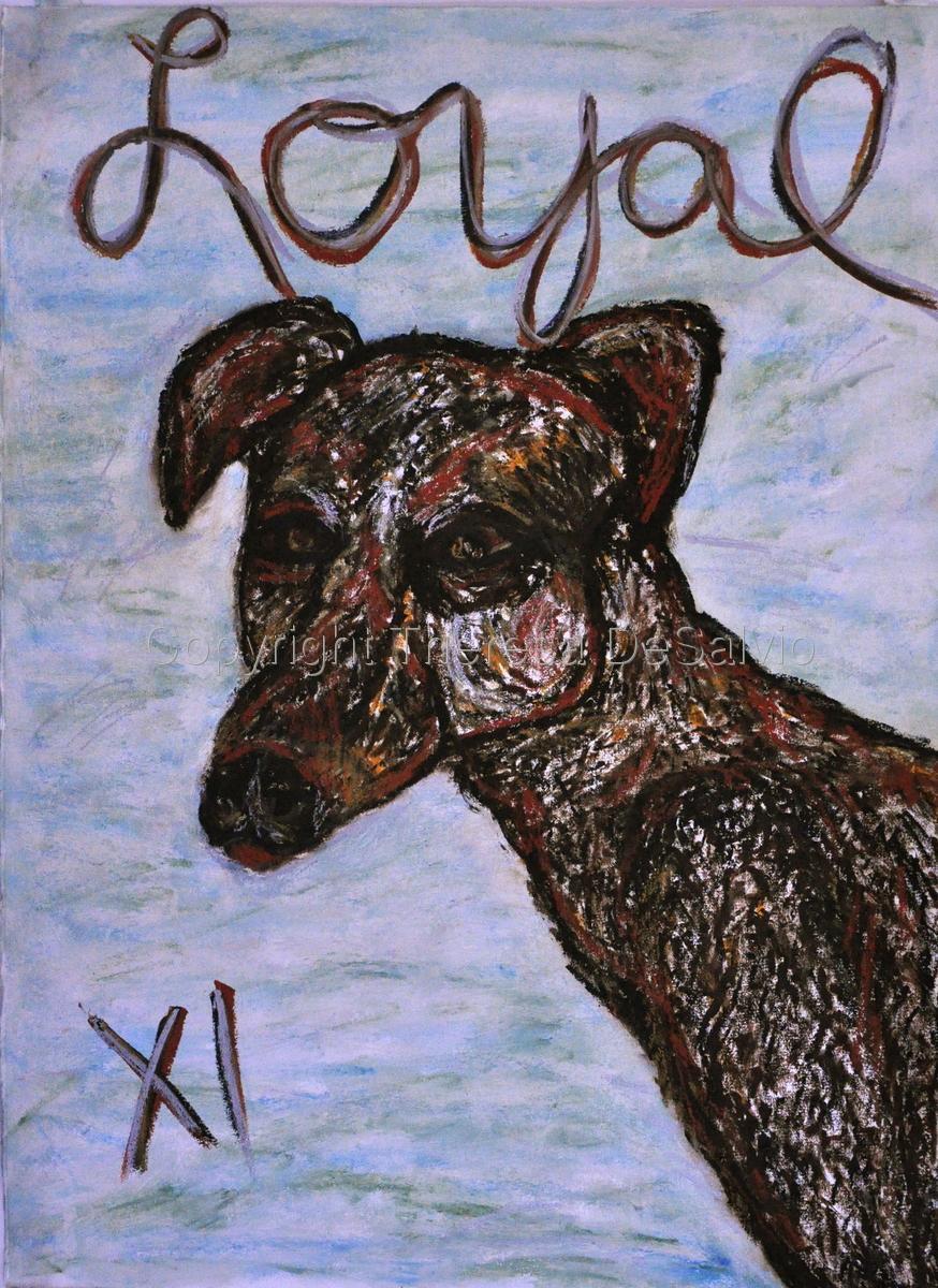 Dog XI - Loyal (large view)