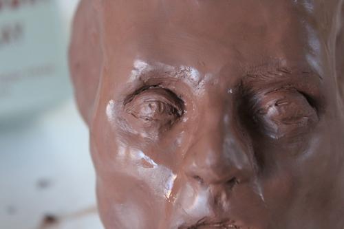Puppet Head (In Progress)