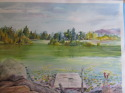 Beech Mt.Lake ;back pond (thumbnail)