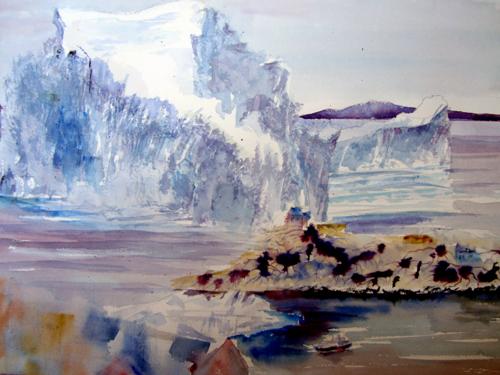 The Iceberg Cometh