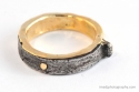 """""""Convict Nai""""l Gold Ring (thumbnail)"""