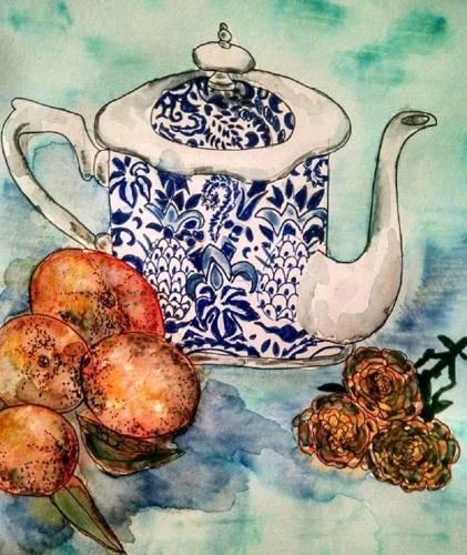 Tea & Clementines