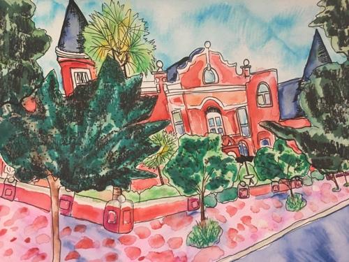 The Forsyth Mansion