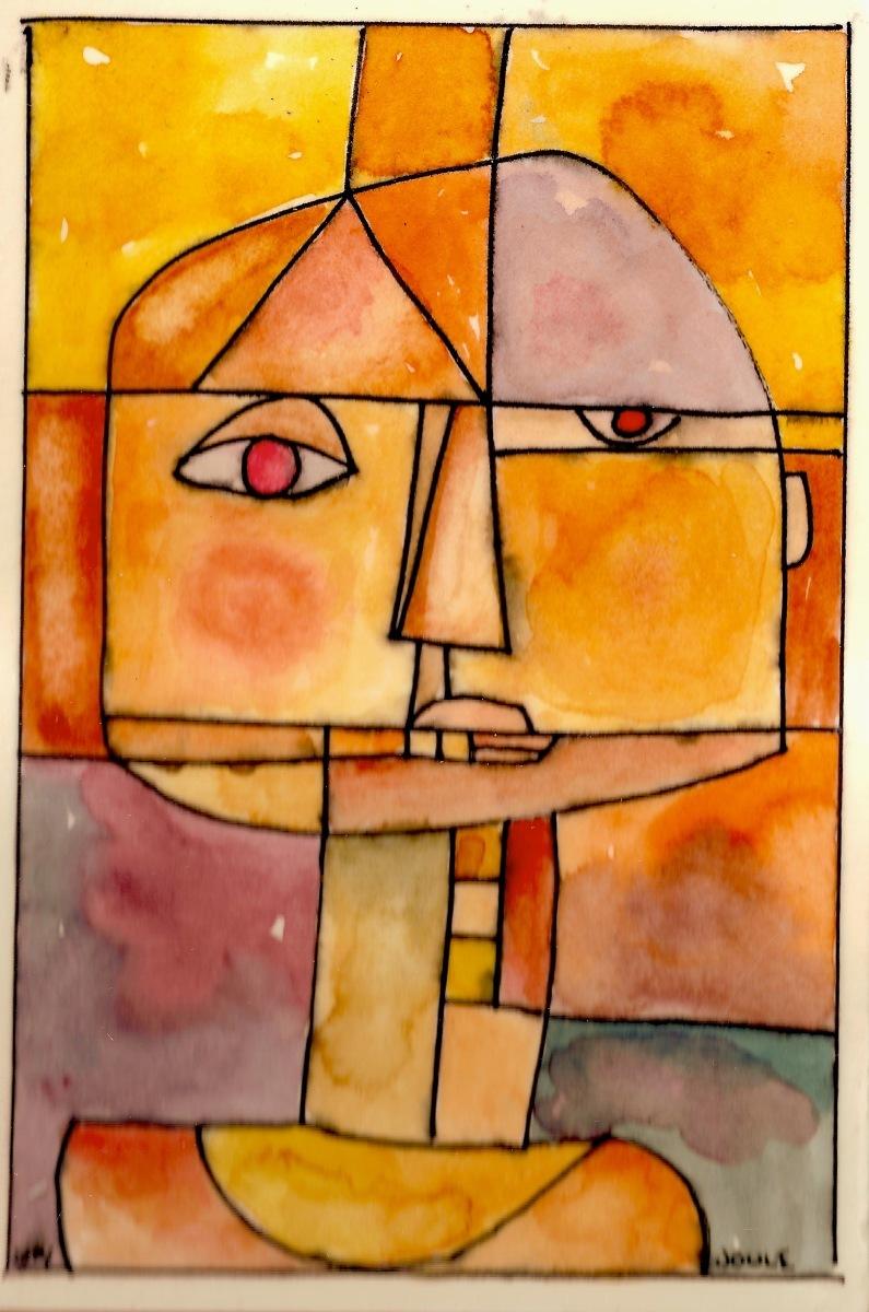 Portrait A (large view)