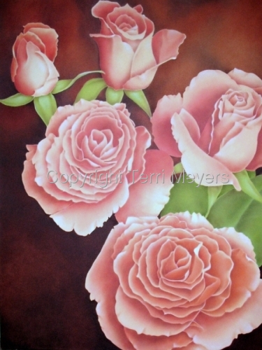 Michelle's Roses by Terri Meyers