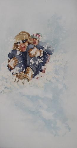 Katy's Snowday
