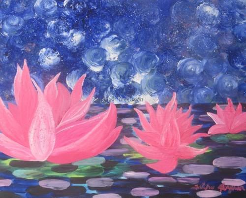 Starry Lotus