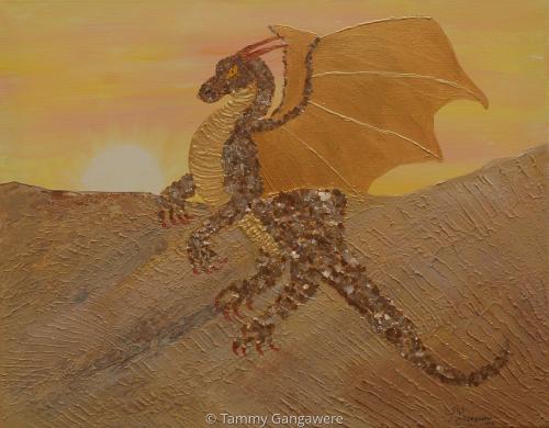 Sahara Dragon (large view)