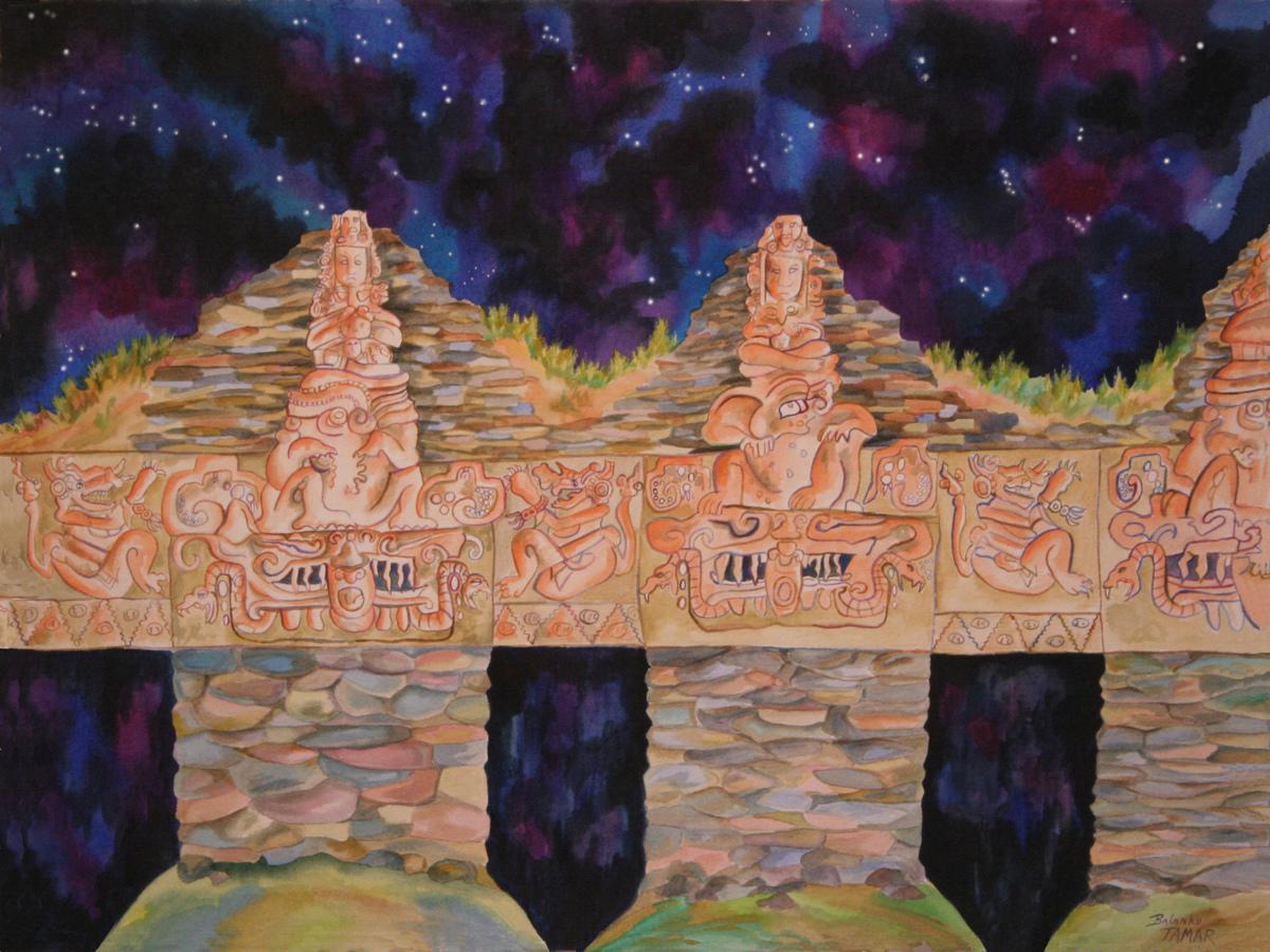Mayan Underworld (large view)
