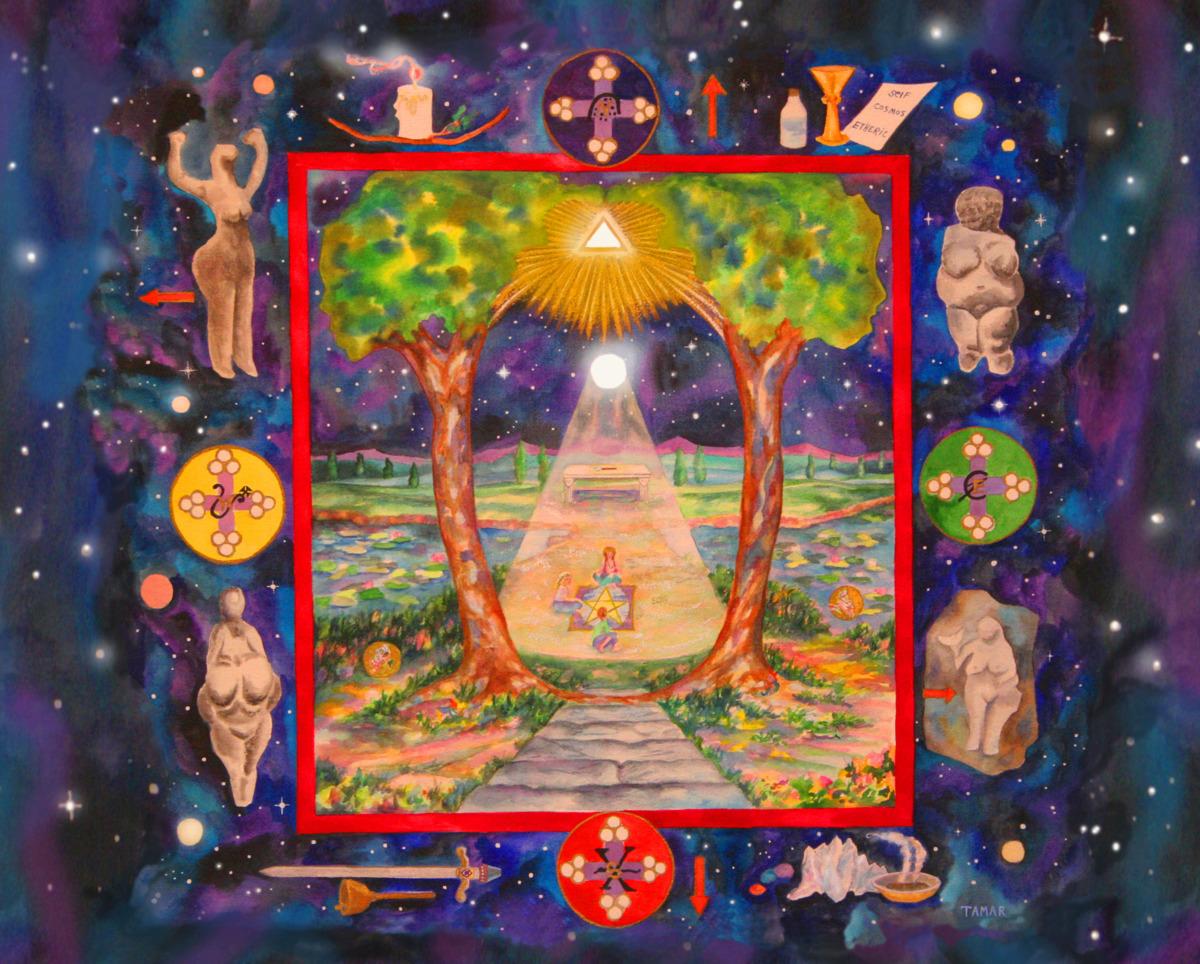 Magic in Ritual (large view)