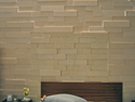 Hudson's Bay - faux travertine wall section (thumbnail)