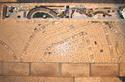 mosaic fireplace close-up (thumbnail)