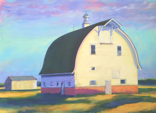 McMain's Soulful Sheep Barn