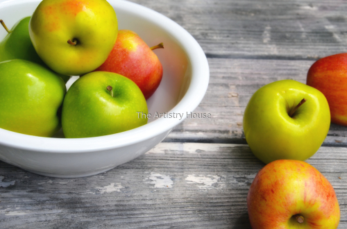 Sweet Fall Apples