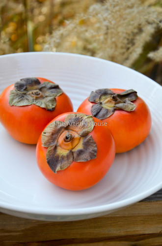 Persimmon Joy by The Artistry House