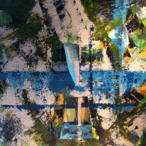"""Ocean in Peril"" by Anke Richert-Korioth"