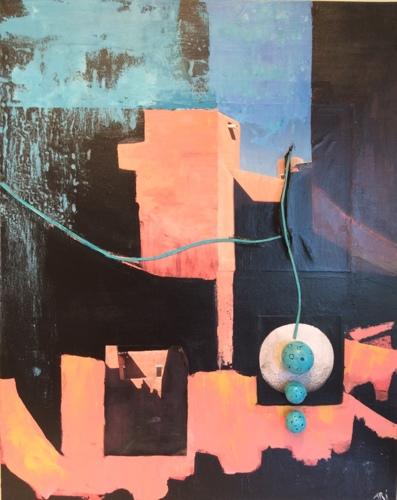 Moon Rising by Anke Richert-Korioth