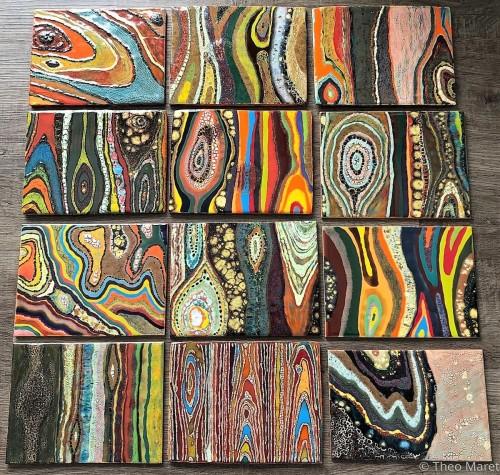 Wood Grain Series IV