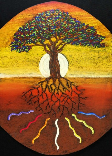Goddess Tree: Transformation