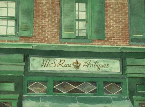 M S Rau Antiques