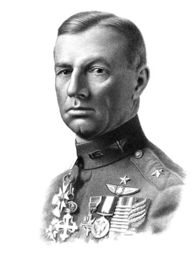 General Mitchell by Thomas Segars