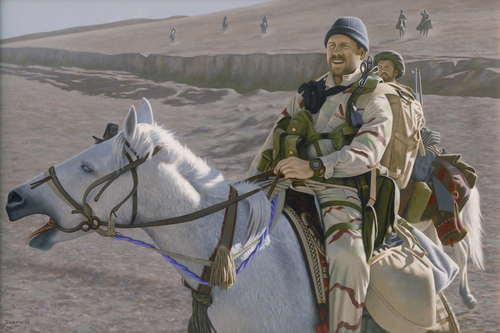Special Forces, Afghan Horses