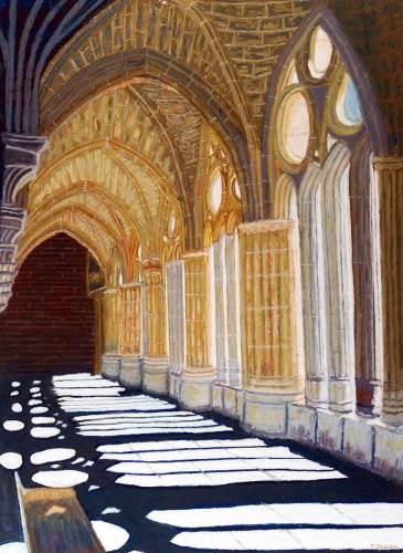 Cathedral at Avila