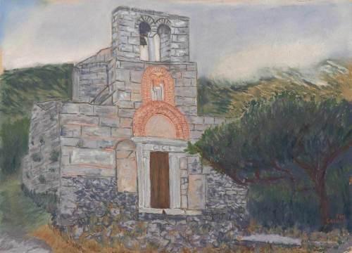 Old Mani Church