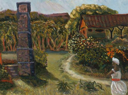 Plantation Ruins