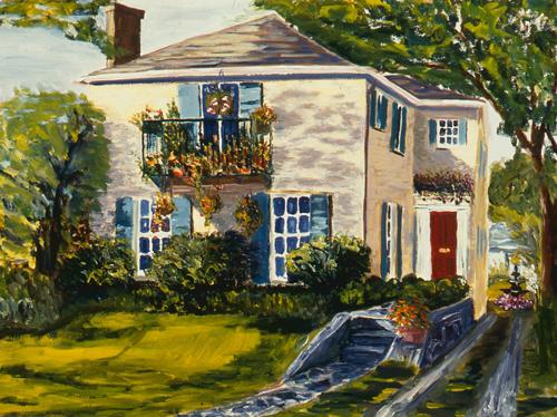 House on Lee Street