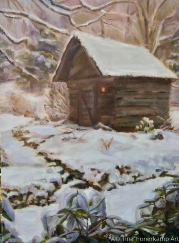 Mountain Refuge, Psalm 91:2