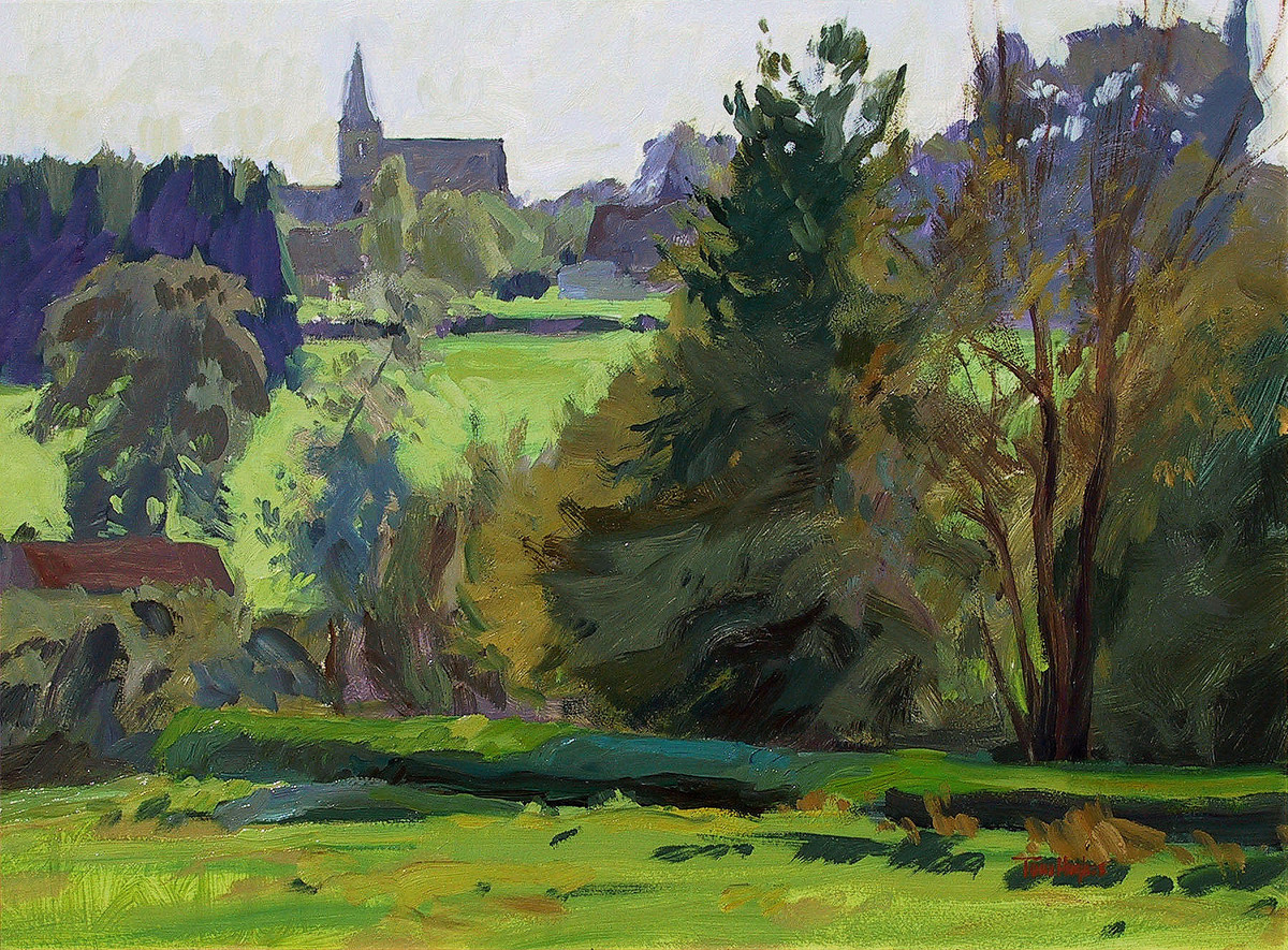 Cressy, Normandy (large view)