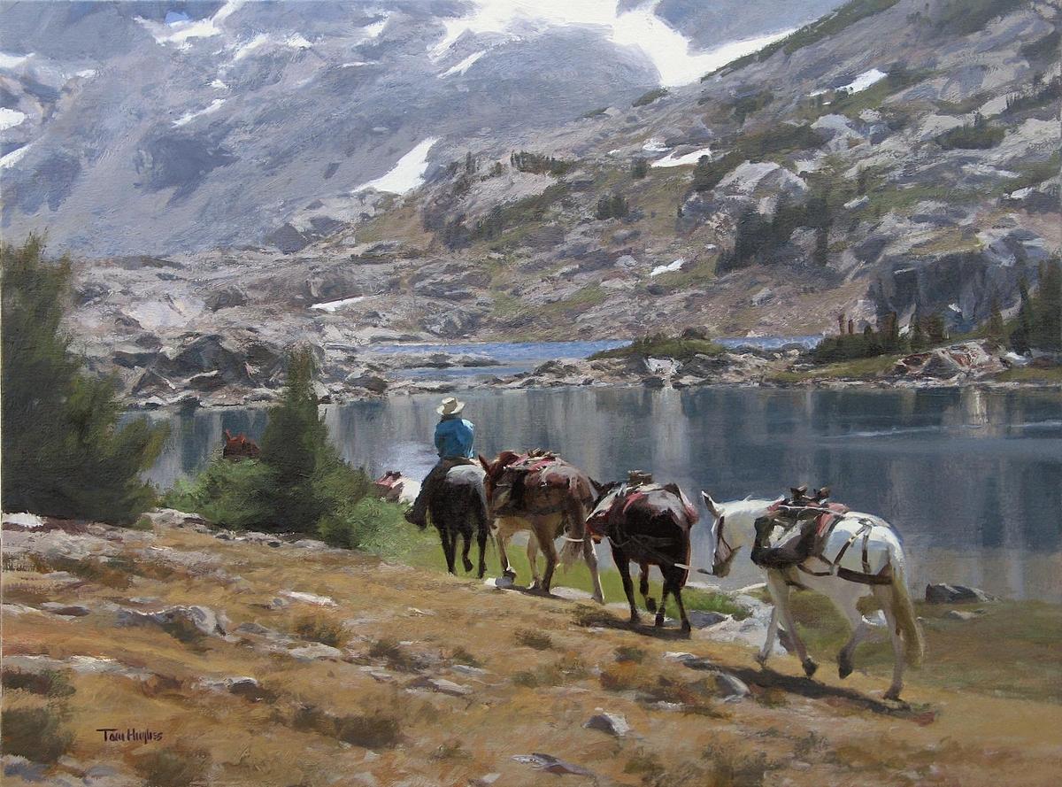 Sierra Pack Mules (large view)
