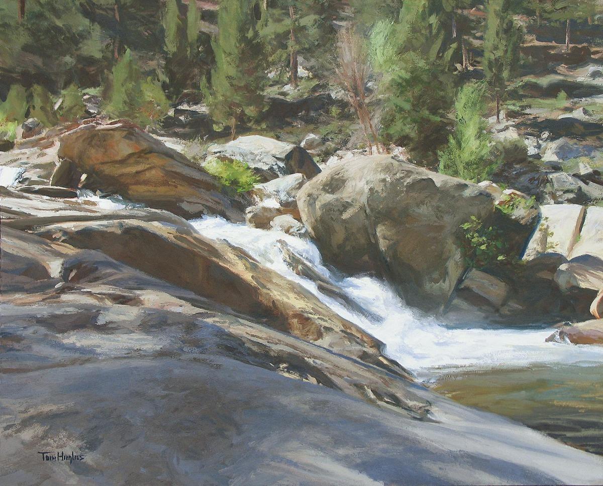 Falls at Carson River (large view)