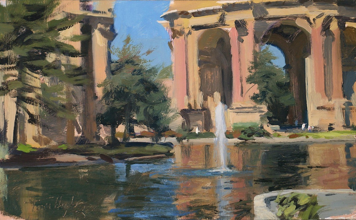 Palace of Fine Arts (large view)