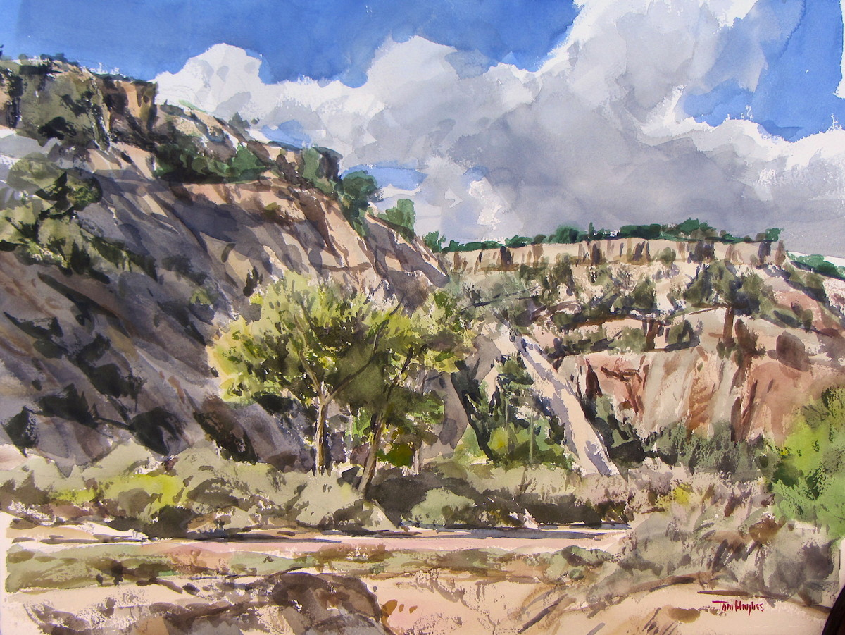 Barracks Canyon, UT (large view)