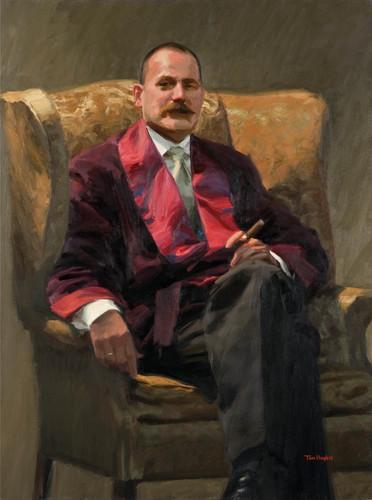 Portrait of Joseph Siti (large view)