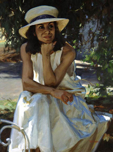Portrait of Pam Kaminski (large view)