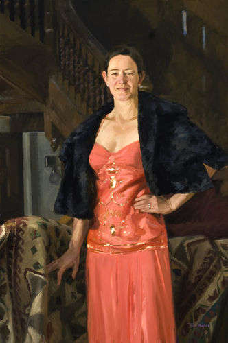 Portrait of Sarah Stone (large view)