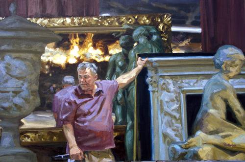 Portrait of Bob Slack (large view)